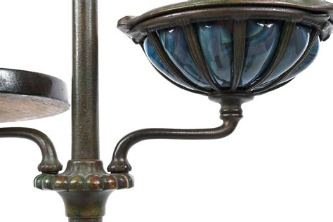 tiffany glass l shades tiffany floor l with favrile glass shade at 1stdibs