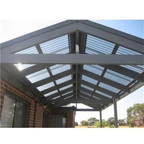 polycarbonate patio roof panels 26 best images about polycarbonate roofing on