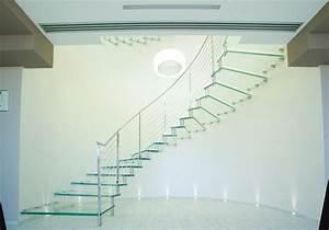Eingangsschild Selbst Gestalten : best treppen aus glas ideas ~ Lizthompson.info Haus und Dekorationen