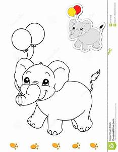 coloring book of animals 8 elephant royalty free stock With z31 audio guide