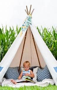 Tente Enfant Exterieur : tipi et tente de jardin en version originale d co cool ~ Farleysfitness.com Idées de Décoration