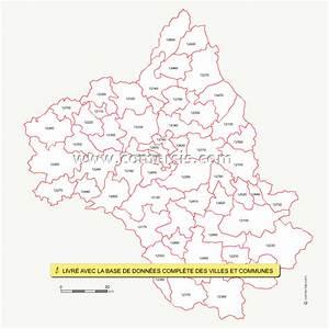 Code Postal Les Clayes Sous Bois : carte des codes postaux de l 39 aveyron ~ Dailycaller-alerts.com Idées de Décoration