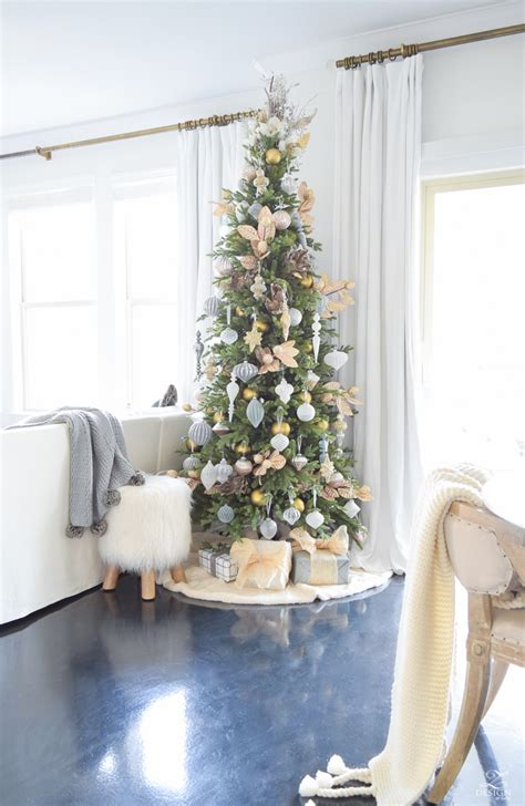 12 Bloggers Of Christmas With Balsam Hill + A Mixed Metal