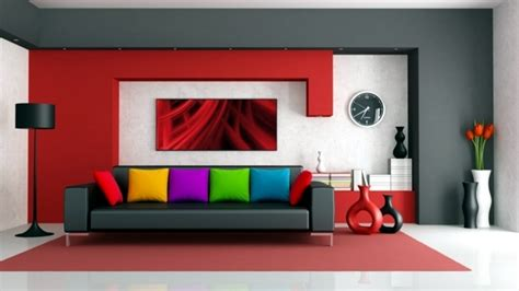 interior design living room colorful wall colors for living room 100 trendy interior design Modern