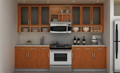 Refinishing Kitchen Cabinets Ideas - amazing kitchen cabinet design simple kitchen cabinets with rack stove and oven colors wood