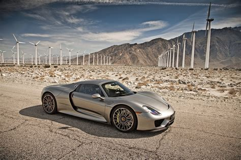 2015 Porsche 918 Review And Rating  Motor Trend