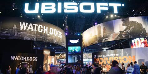 Ubisoft E3 2015 Press Conference Timings Announced