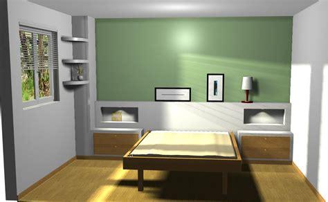 cabecero de cama de pladur reformas  decoracion de