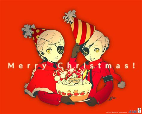 atlus wishes   happy  year  persona central