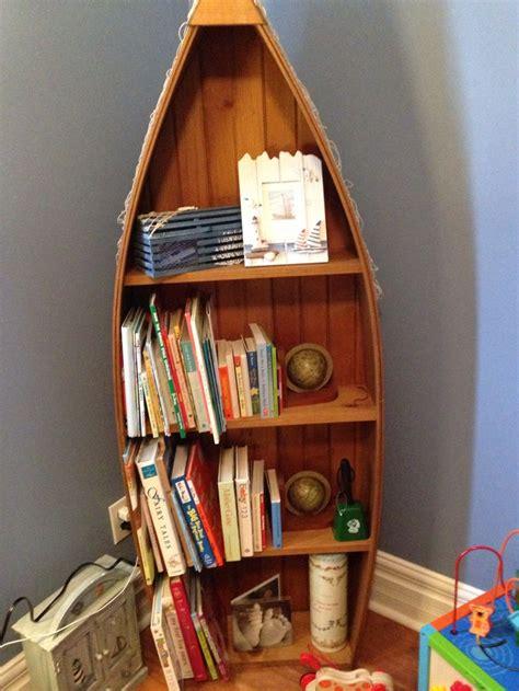ideas  boat shelf  pinterest boat bookcase