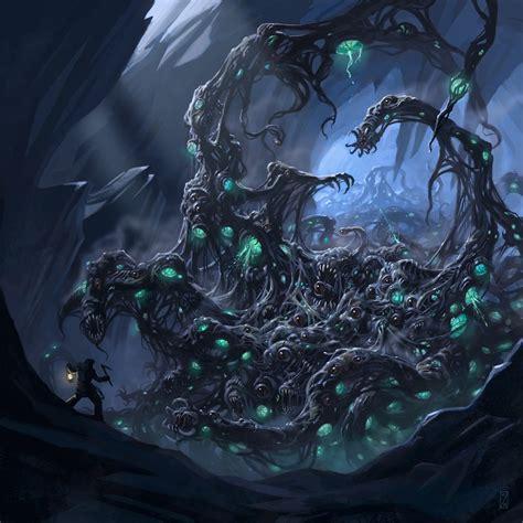 NISMO Stuff: Cool H.P. Lovecraft Art