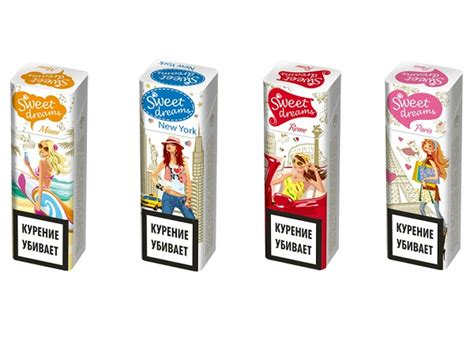 Check Out These Weird Russian Cigarette Brands That Target