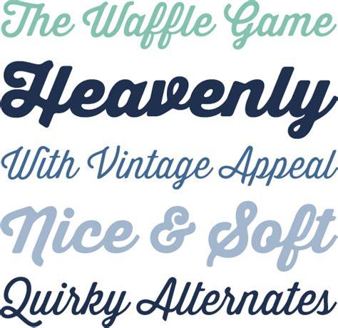 thirsty soft font family linotype com
