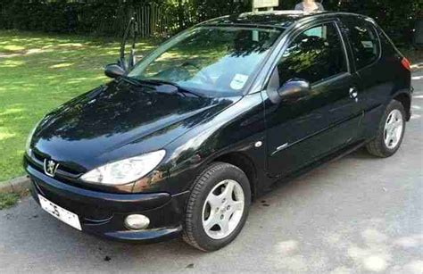 peugeot sports cars for sale peugeot 206 sport car for sale