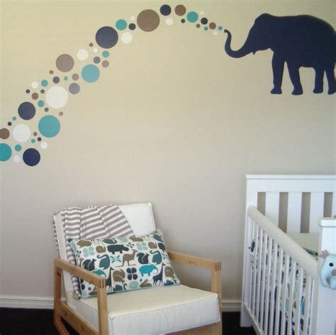 deco a faire soi meme chambre bebe decoration chambre bebe elephant visuel 8