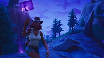 Calamity Fortnite Shadow Wallpapers Stone Map Locations