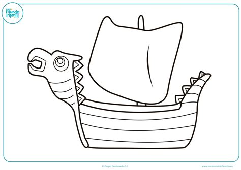 Barcos Para Dibujar Y Colorear by Dibujos De Barcos Para Colorear Mundo Primaria