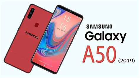 spesifikasi dan harga samsung galaxy a50 2019 asnonepage
