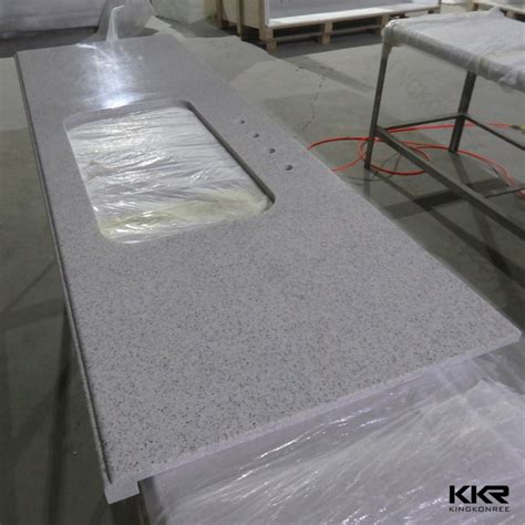 synthetic white quartz countertops cheap buy
