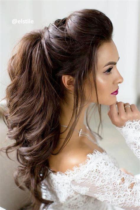 easy long hairstyles ideas  pinterest easy