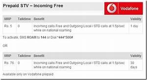 Gefälschte Vodafone Rechnung Per Post : vodafone idea airtel announce free incoming calls on roaming ~ Themetempest.com Abrechnung