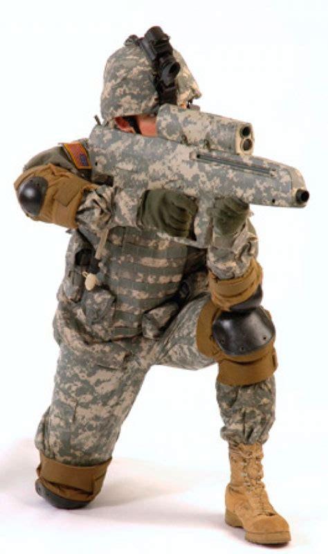 Heckler & Koch HK XM25 CDTE 25mm Smart Grenade Launcher ...