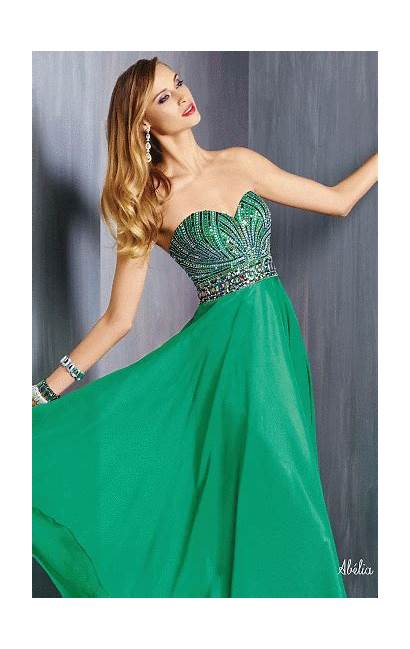 Chiffon Dresses Strapless Evening Gown Dressy Formal
