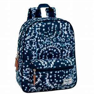 Backpack Pepe Jeans London for girls | Travel Cases