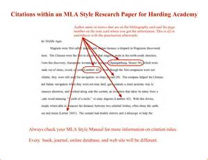 research paper citing within paper In research and writing, a citation is a brief reference to a source of published information, providing sufficient bibliographic detail to enable the reader to locate a copy of the source (if copies exist.