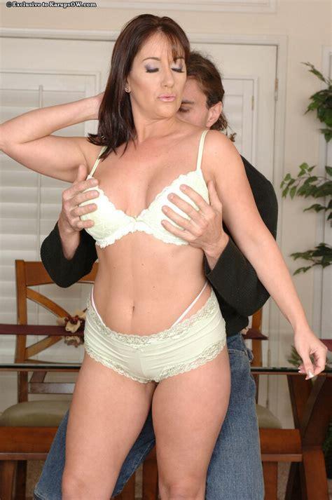 Mom Big Tits Beach Sex Photo