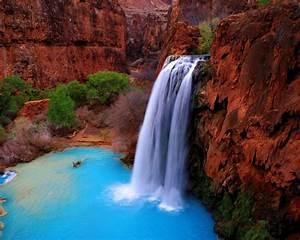 Havasu Falls Arizona Wallpaper Hd