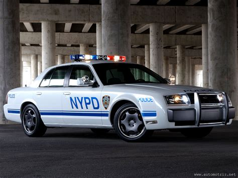 Ford Crown Victoria Police Interceptor Concept Ford