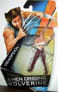 Deadpool Figure X Men Origins Wolverine Hasbro