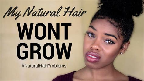 my hair wont style my hair wont grow naturalhairproblems 3837