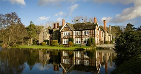 brinsop court  herefordshire housed  famous