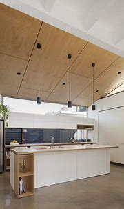 Mont Albert B&W House by Ben Callery Architects | Plywood ...