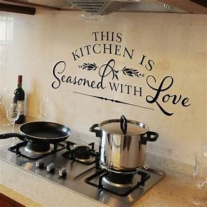 Best kitchen wall decorations ideas on