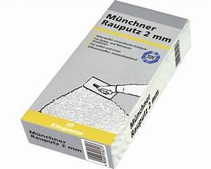 Rauputz 2 Mm : m nchner rauputz 2 mm 25 kg bei hornbach kaufen ~ Watch28wear.com Haus und Dekorationen