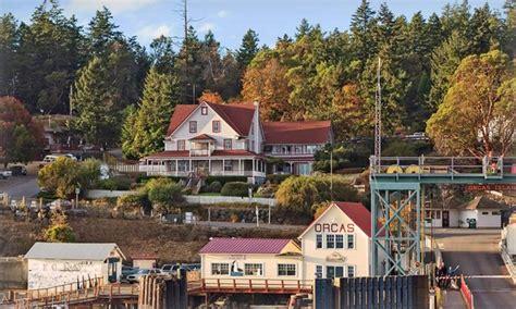 Orcas Hotel In Orcas, Wa
