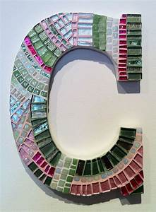 256 best images about c is for chris on pinterest With glass letters for wall