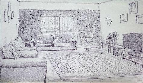 rashid hamza artwork   sketch  drawing room