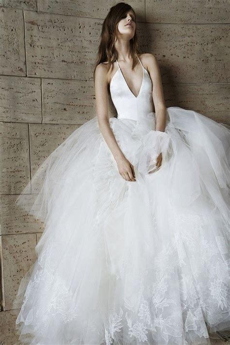 Weddings Vera Wang Bridal Spring 2015 Cool Chic Style