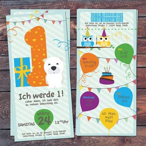 einladungskarte kindergeburtstag druck eigenbaudesign