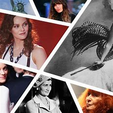 French Lessons The 50 Chicest French Women Ever