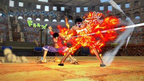 bandai namco announces  piece burning blood  ps