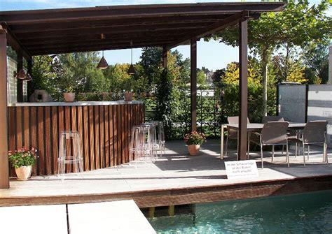 Terrassendach Exclusive Sommerküche Gartenbar Am