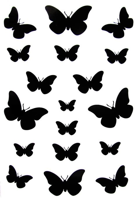 small black butterfly tattoos images  pinterest
