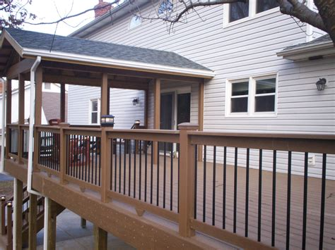 building a patio roof how to cover your deck patio or porch for any price by
