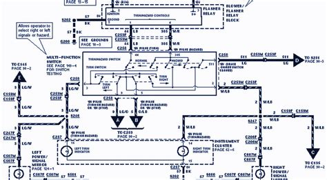 Ford Wiring Diagram Circuit Schematic Learn