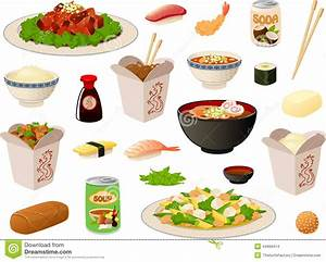 Chinese Take Out Boxes Stock Illustration Image44998414